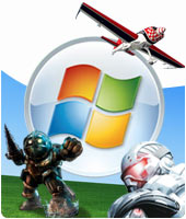 Games in Vista